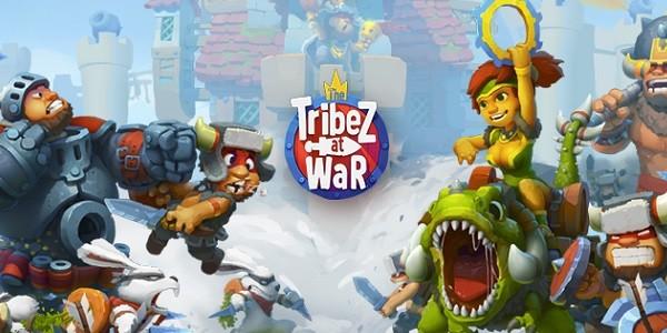The Tribez at War: gioco online di strategia fantasy