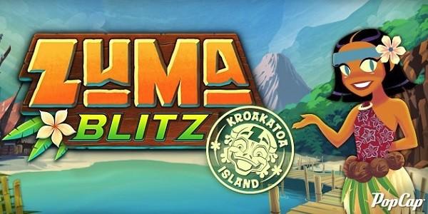 Zuma Blitz: aiuta la rana Zuma a distruggere tutte le palline