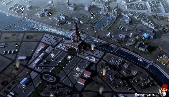 Città Tom Clancy's EndWar Online