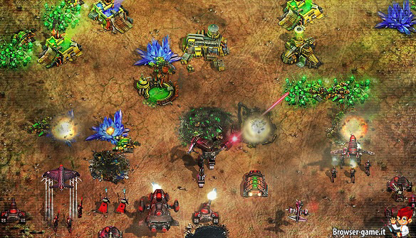 Combattimento Command & Conquer Tiberium Alliances