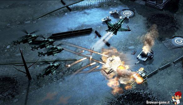 Guerra Tom Clancy's EndWar Online