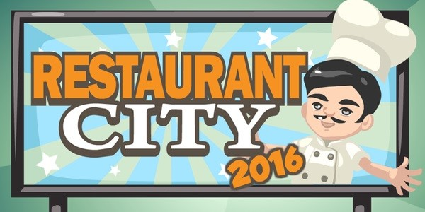Restaurant City 2016: gestisci il tuo ristorante online
