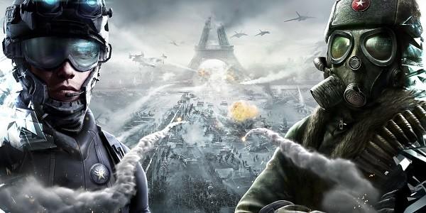 Tom Clancy's EndWar: browser game di strategia militare