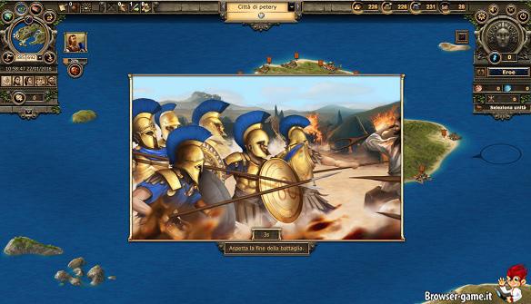Combattimento Grepolis
