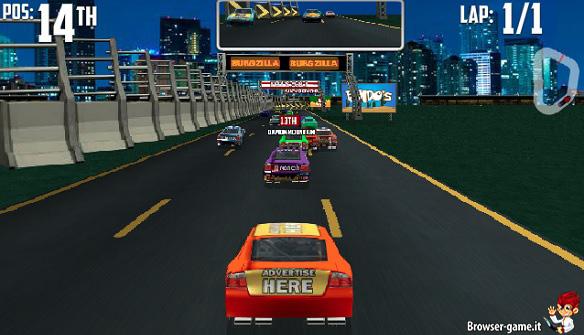 Gara American Racing 2