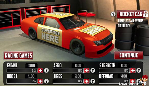 Garage American Racing 2