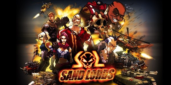 Sand Lords: gioco di strategia post-apocalittico
