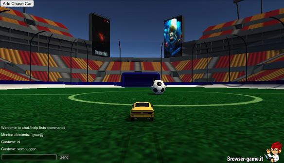 campo di calcio SocCAR