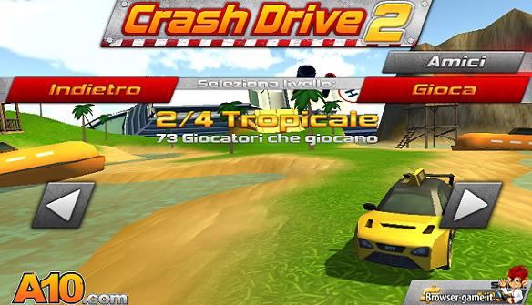 Circuiti Crash Drive 2