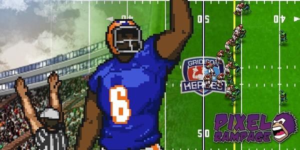 Gridiron Heroes: gioco manageriale di football americano