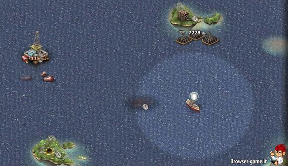 Mappa Admiral