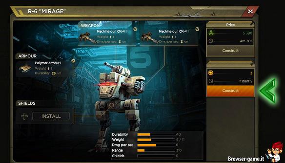 Mech R-6 Titans