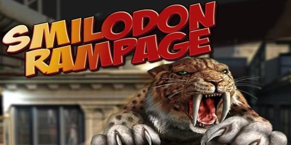 Smilodon Rampage: originale e strampalato action game