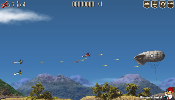 Sparatoria aerea Dog Fight 2