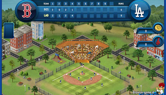 Stadio MLB Ballpark Online