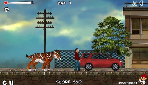 Tigre Smilodon Rampage