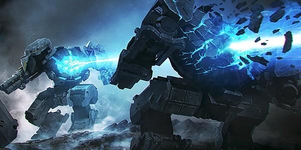 Titans: browser game di guerra e strategia con mech