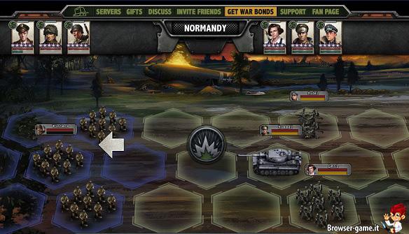 Campo di battaglia Liberators