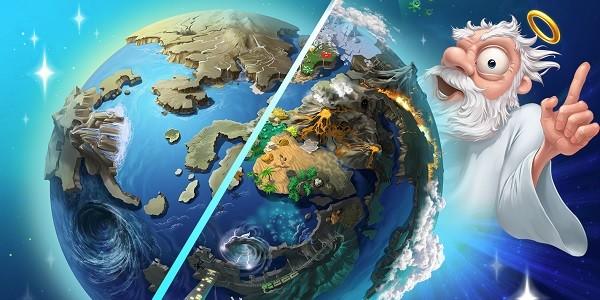 Doodle God: diventa una divinità e crea il tuo pianeta