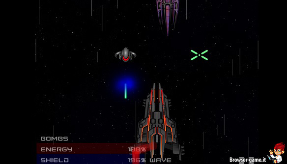 Gameplay Starship Alliance