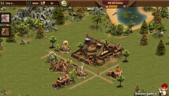 Villaggio Forge of Empires