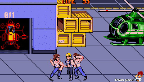 Double Dragon II