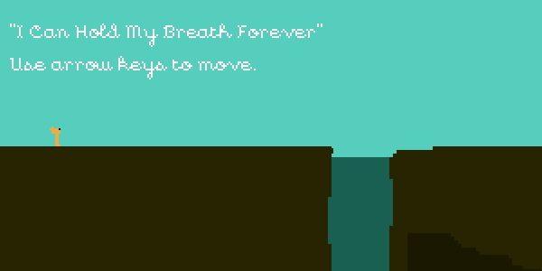 I Can Hold My Breath Forever: nostalgica avventura negli abissi