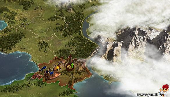 Mappa spedizione Forge of Empires