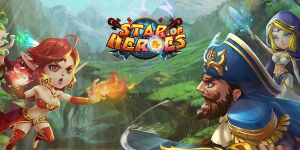 Star of Heroes: MMORPG con eroi da collezionare