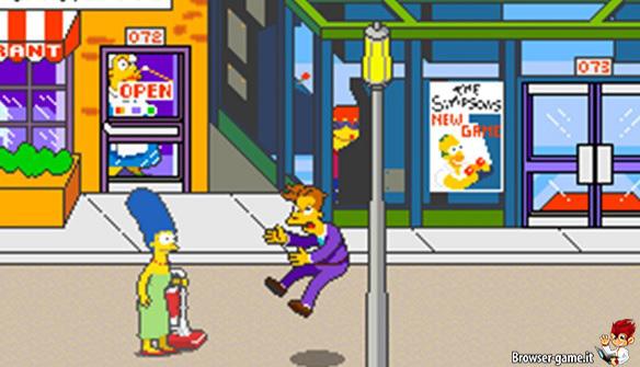 The Simpson Konami