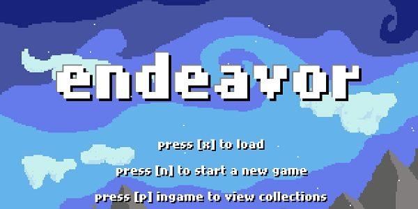 Endeavor: browser game platform RPG