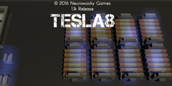 Tesla 8: browser game arcade simile a Breakout