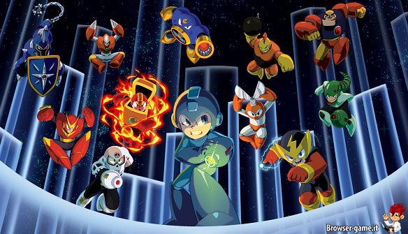 Personaggi Megamen