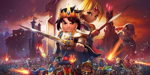 Royal Revolt II: mix tra browser game di strategia e tower defense