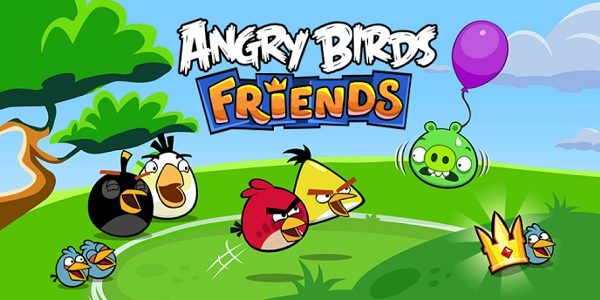 Angry Birds Friends: versione social del celebre rompicapo
