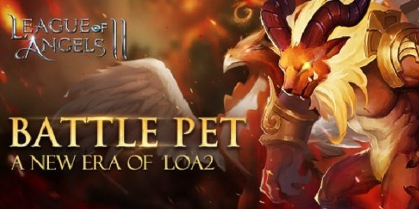 League of Angels II: disponibili i nuovi Battle Pets