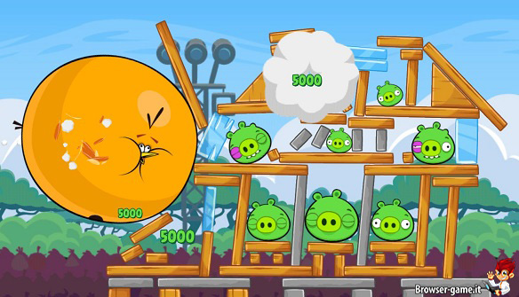 Boom Angry Birds Friends