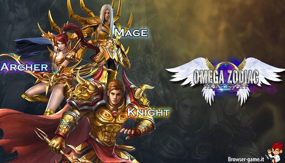 Classi Omega Zodiac
