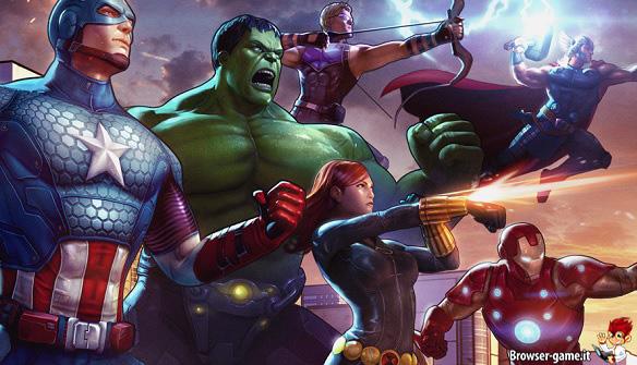 Eroi Marvel Avengers