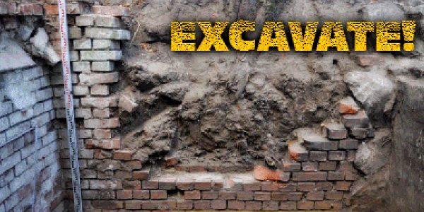 Excavate: il gioco dell'archeologo