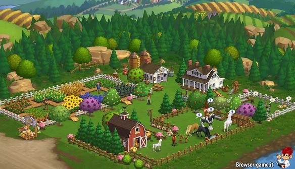 Fattoria Farmville 2