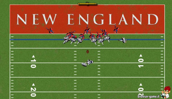 Gameplay Axis Football League