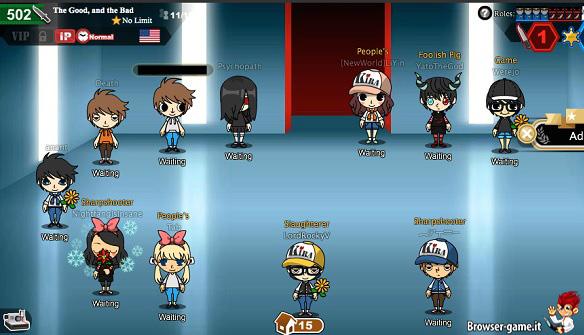 Giocatori Kira Online