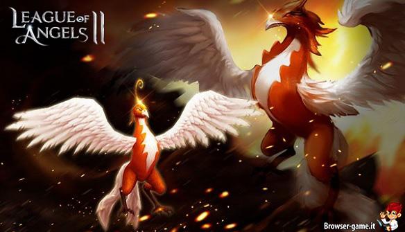 Pet volante League of Angels II