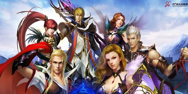 Wartune: browser MMORPG fantasy