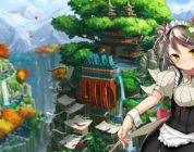 Flower Knight Girl: browser MMORPG manga