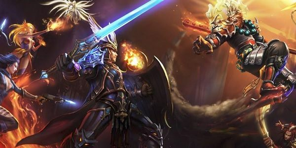 Heroes Evolved: nuovo MOBA fantasy