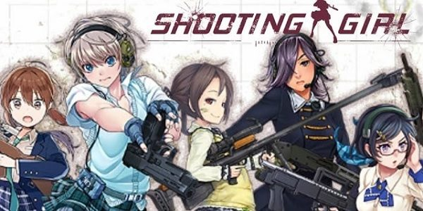 Shooting Girl: gioco RPG/strategico con studentesse