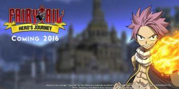 Fairy Tail Hero's Journey: aperte le iscrizioni per la closed beta