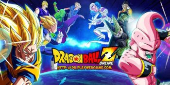 Dragon Ball Z Online: browser MMORPG di Dragon Ball